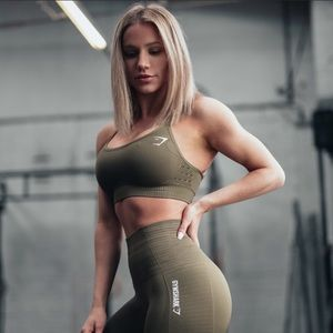 •MAKE OFFER Gymshark seamless sports bras